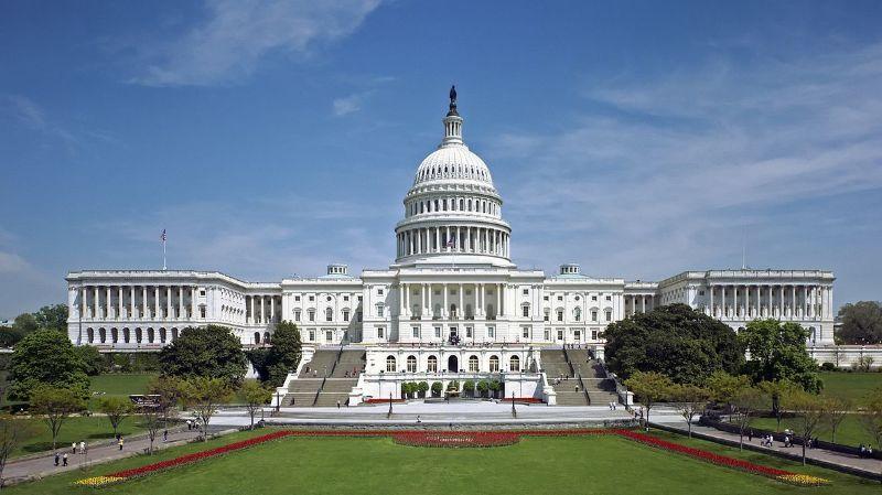 Esclavage: premier vote historique au Congrès américain