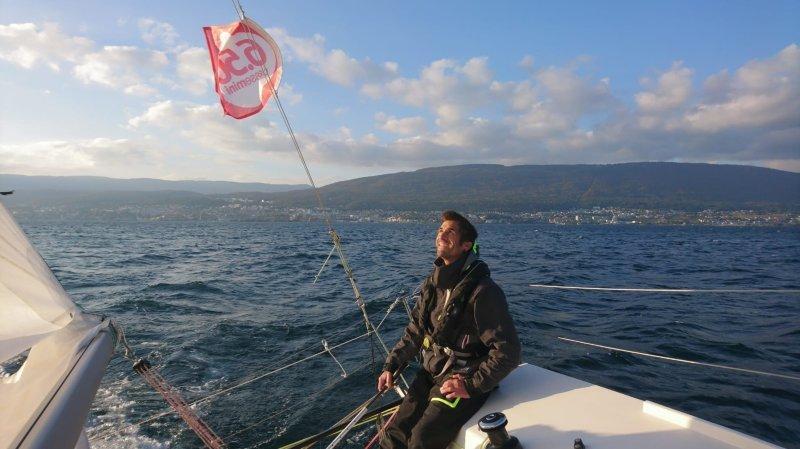 Un Chaux-de-Fonnier se lance dans la Mini Transat à travers l'Atlantique