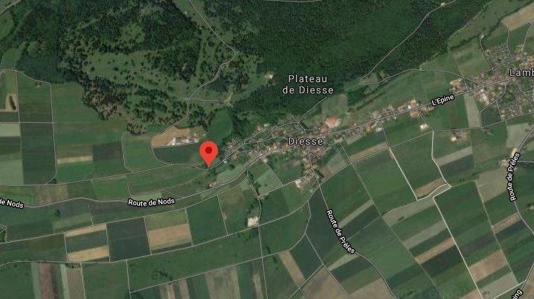 Un conducteur de quad grièvement blessé à Diesse