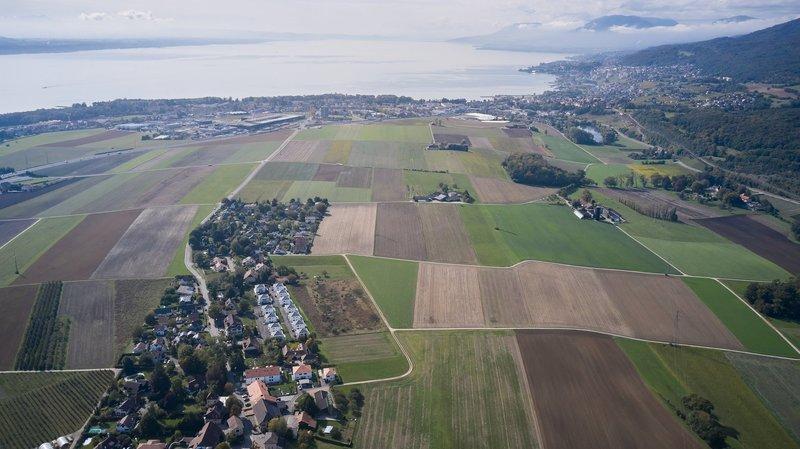 Et si La Tène fusionnait avec Neuchâtel?