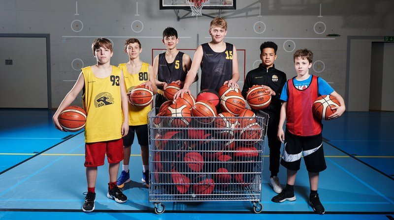 Les jeunes du Marin Basket Club parmi les plus prometteurs du pays