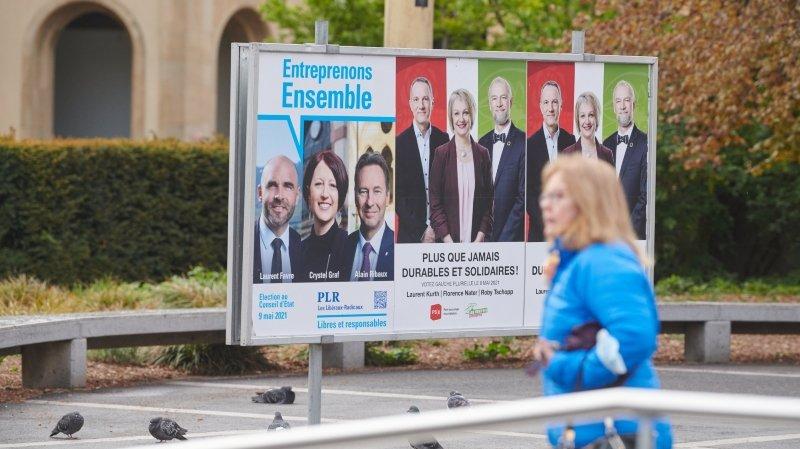 Cantonales 2021: les clés du second tour pour l'élection au Conseil d'Etat neuchâtelois