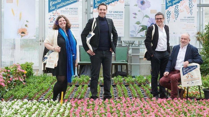 Montagnes: 27000 sachets de graines de fleurs pour fêter l'Unesco