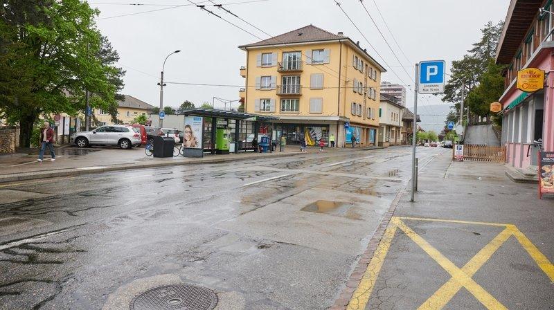 Neuchâtel: les places de parc au cœur du débat sur le réaménagement du Clos-de-Serrières