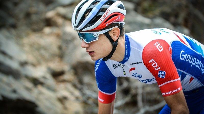 Tour de Valence: Arnaud Démare gagne grâce à Alexandre Balmer