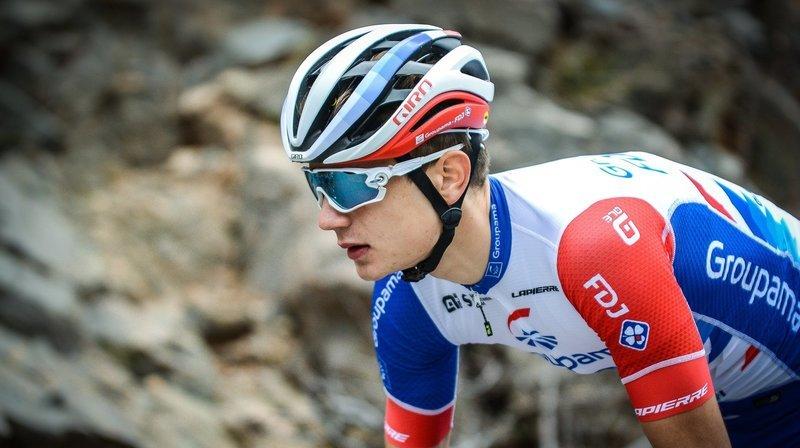 Alexandre Balmer troisième d'une course relevée en Italie