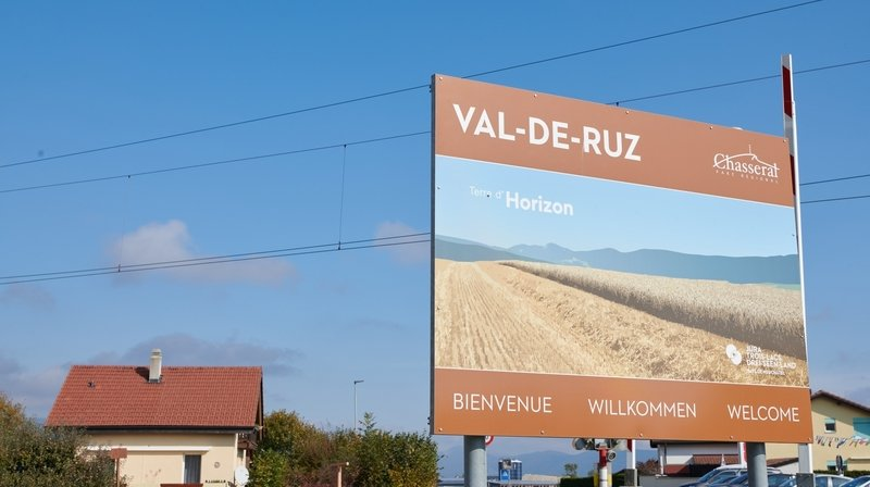 Géotopographie: la commune de Val-de-Ruz veut être soutenue comme les Montagnes