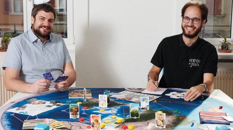 Le jeu «sérieux», un filon chaux-de-fonnier