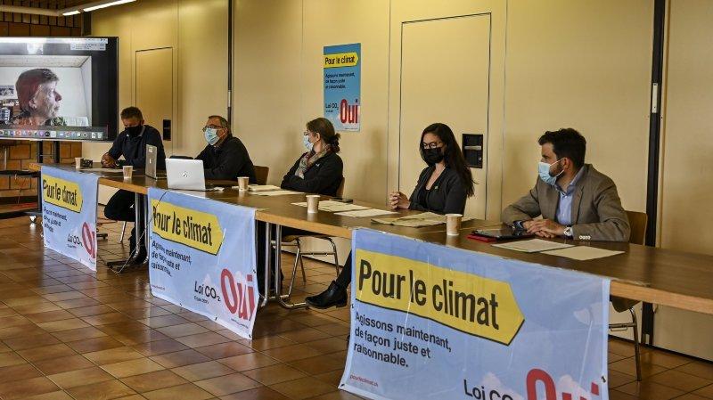 Loi CO2: le comité neuchâtelois s'engage pour le climat, malgré des divergences