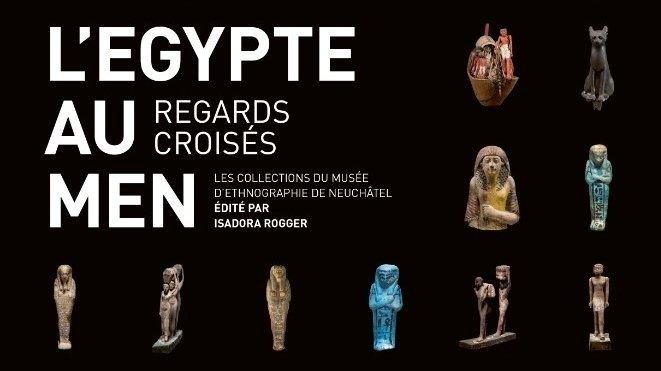 Neuchâtel: le Musée d'ethnographie sort un livre sur «son» Egypte