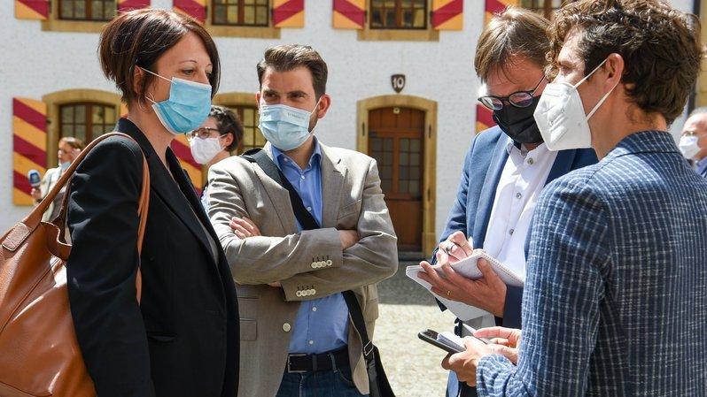 Cantonales 2021: la victoire de la PLR Crystel Graf, c'est la victoire de la solidarité