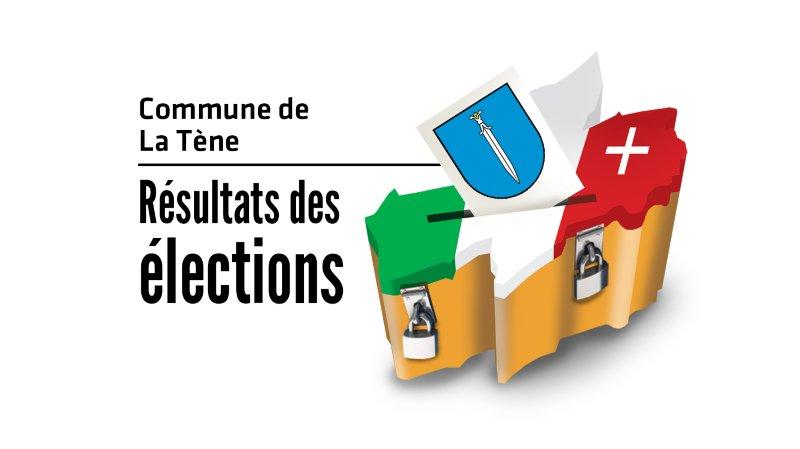 Cantonales 2021: les résultats à La Tène