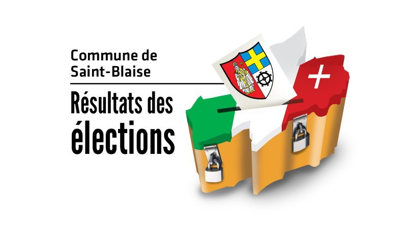 Cantonales 2021: les résultats à Saint-Blaise