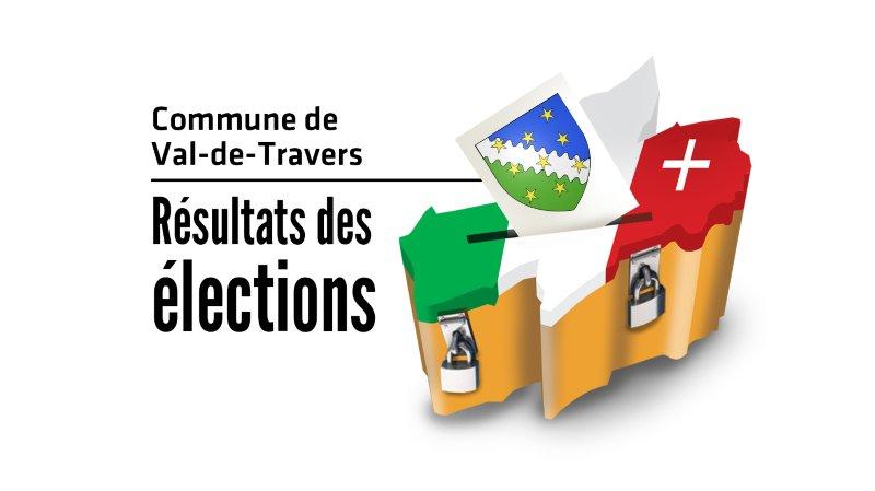 Cantonales 2021: les résultats à Val-de-Travers