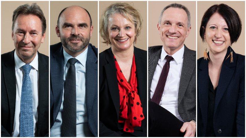 Cantonales neuchâteloises 2021: voici la composition du Conseil d'Etat