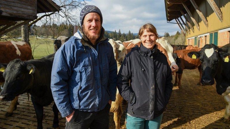 Val-de-Travers: à la nouvelle fromagerie, ils veulent produire autrement