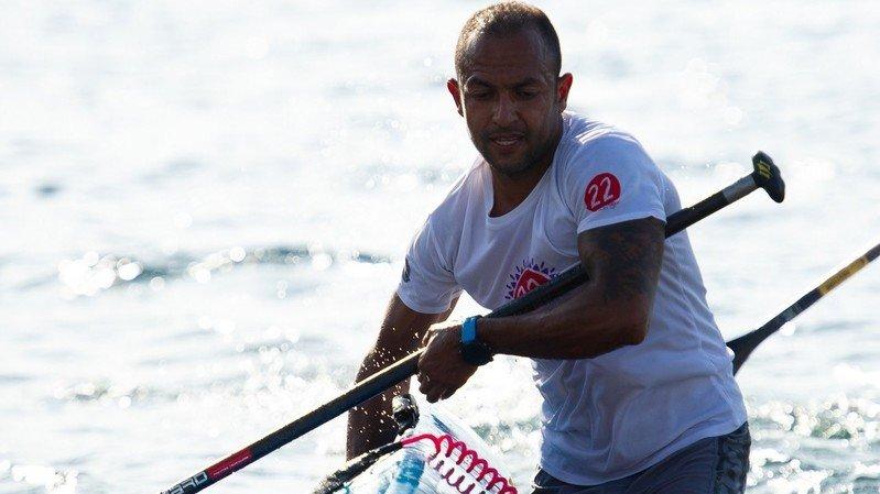Le Neuchâtelois Hicham Laïmina participera aux championnats du monde de paddle