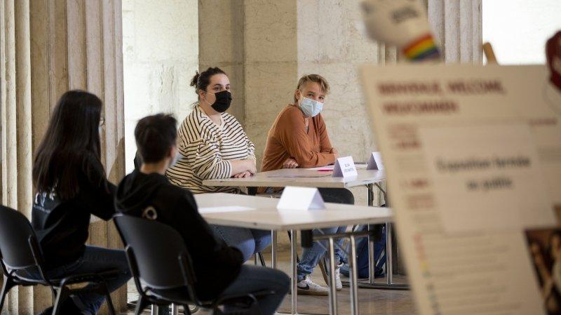 A Neuchâtel, on lutte contre l'homophobie et la transphobie