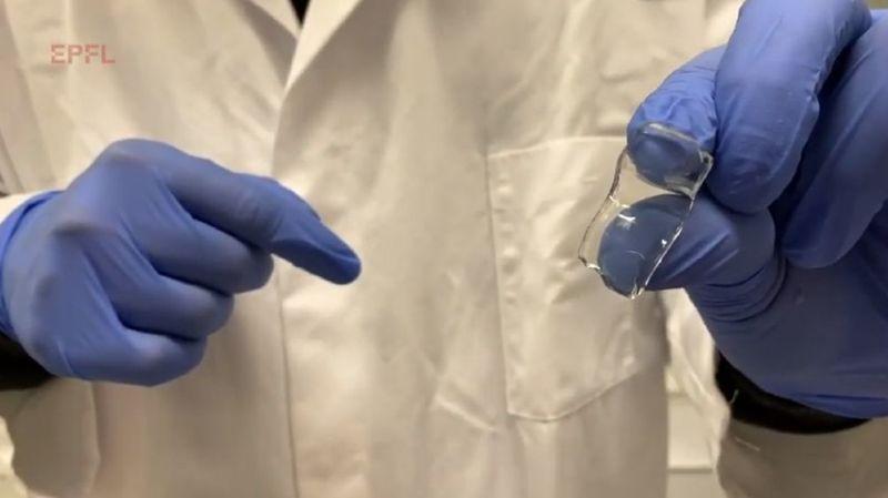 L'EPFL développe un hydrogel injectable qui répare les tissus déchirés