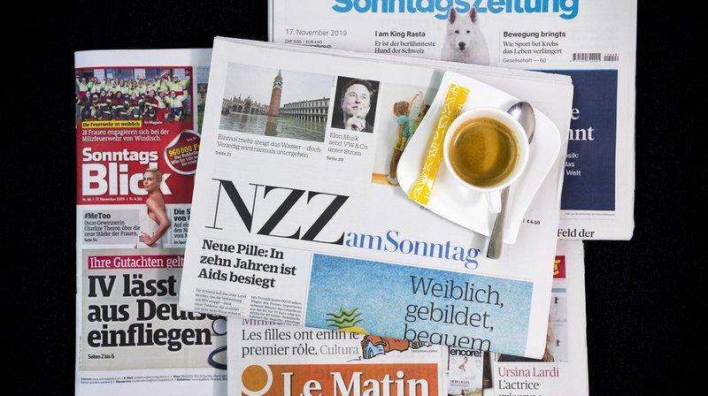Revue de presse: certificat Covid, plan B pour l'accord-cadre avec l'UE, concurrence fiscale intercantonale,… les titres de ce dimanche
