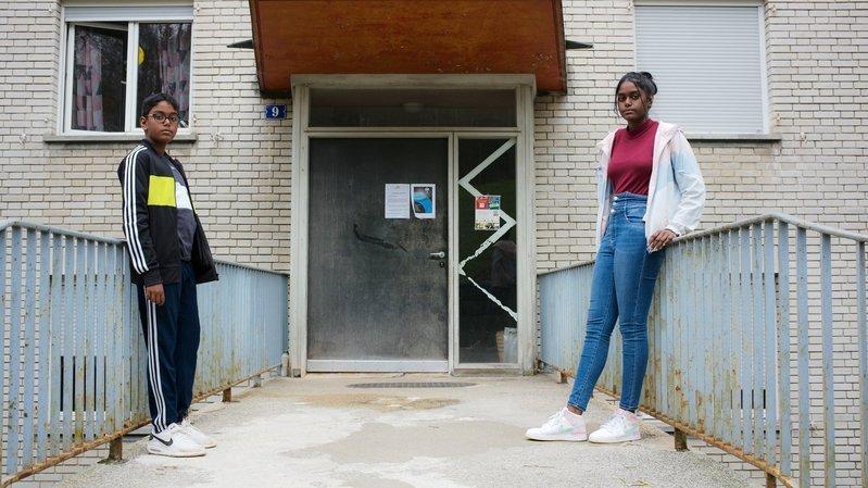 La Chaux-de-Fonds: les locataires expulsés de Bois-Noir témoignent