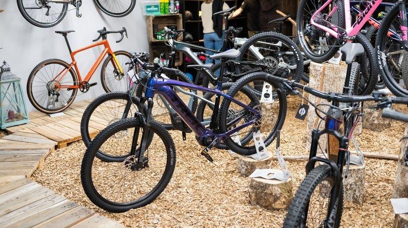Le canton de Neuchâtel bientôt à court de vélos?