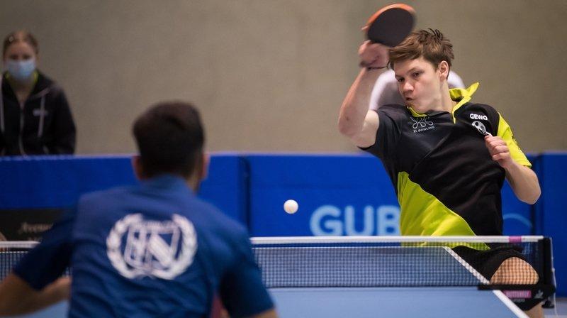 Tennis de table: le CTT La Chaux-de-Fonds valide son ticket pour les play-off