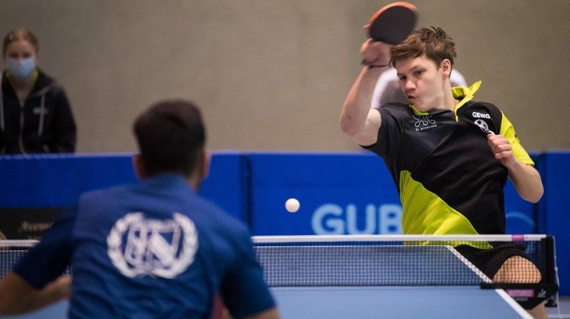 Tennis de table: week-end mitigé pour le CTT La Chaux-de-Fonds