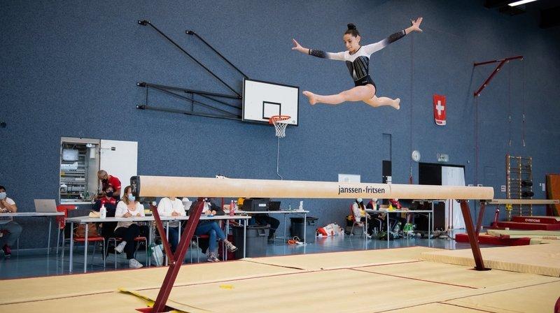 Après deux ans, la compétition retrouvée en gymnastique