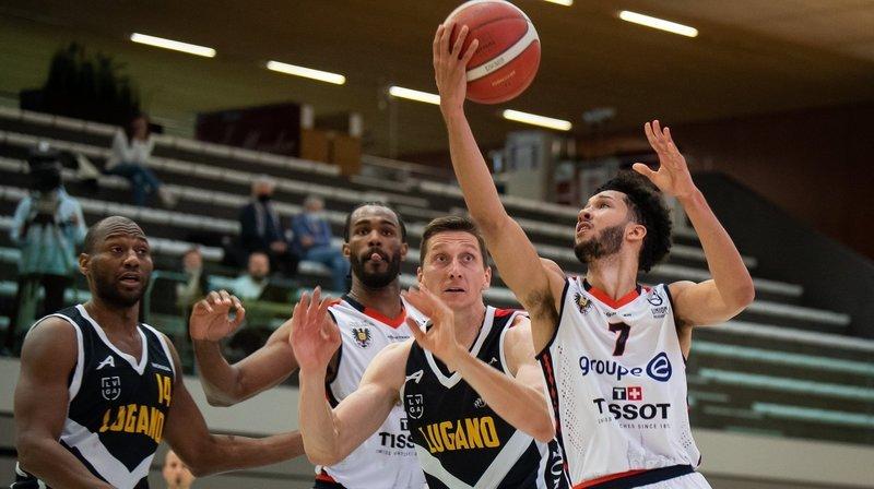 Basketball: Union Neuchâtel s'impose avec autorité face à Lugano