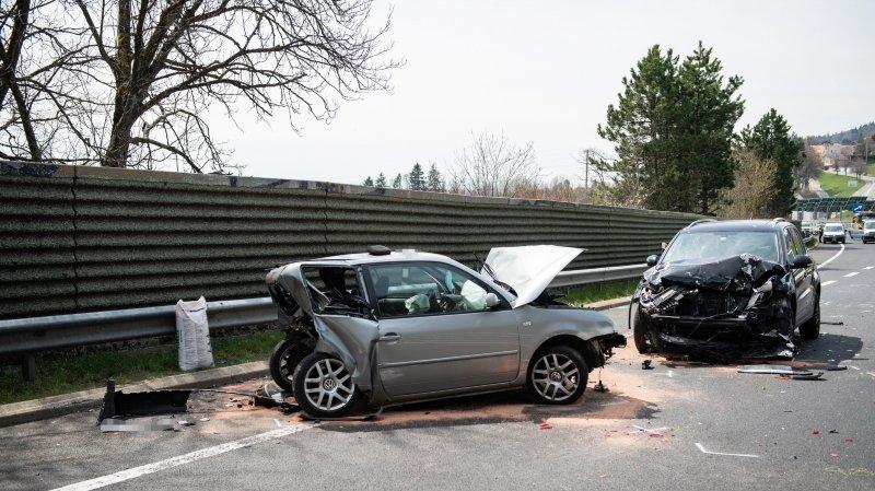 Un automobiliste est décédé aux Hauts-Geneveys