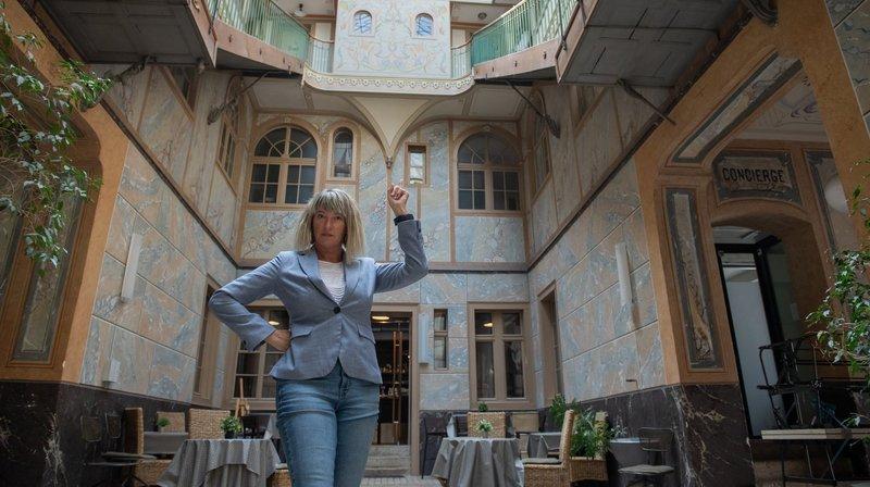 Le Mö, à La Chaux-de-Fonds: «Cette cour intérieure était une carte à jouer»