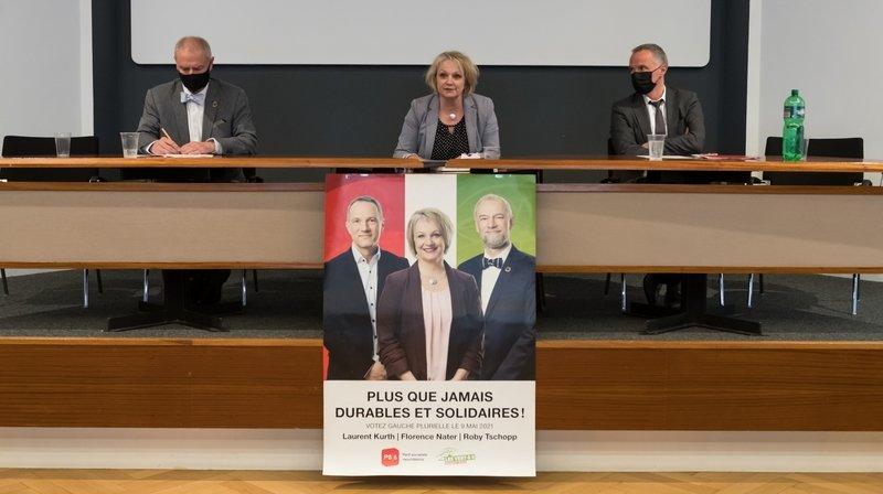 Cantonales neuchâteloises 2021: socialistes et Verts battent le rappel pour le second tour