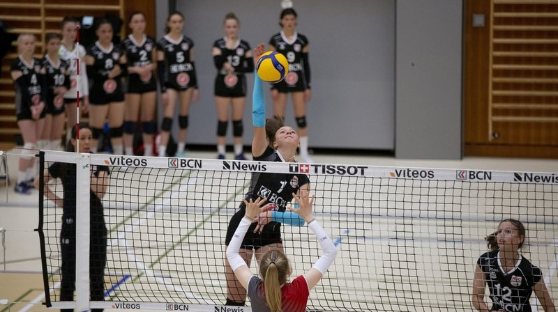 Volleyball: belle reprise pour les juniors du NUC aux championnats de Suisse