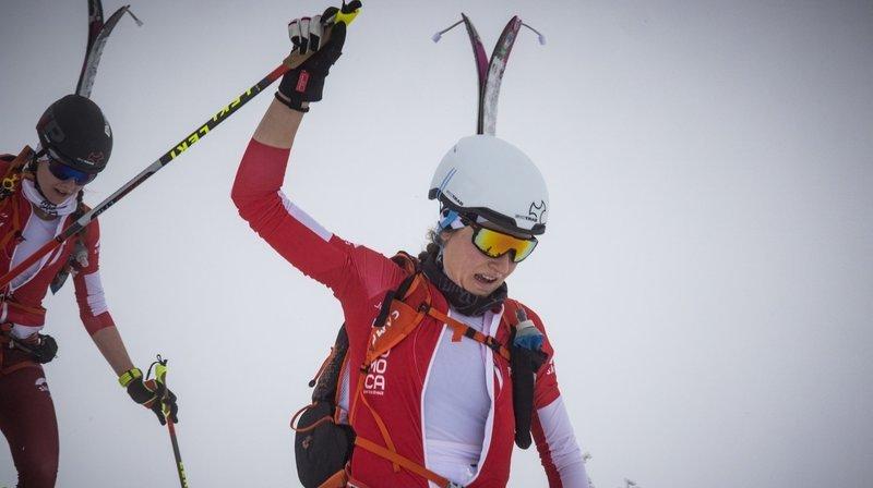 Fin de saison en queue de poisson pour Marianne Fatton et l'équipe de Suisse.