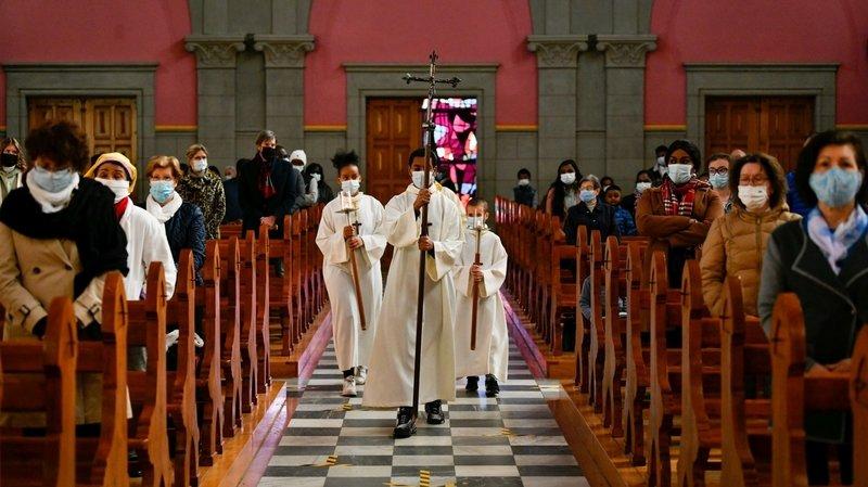 Les messes ainsi que les cultes protestants réformés et évangéliques ont fait le plein