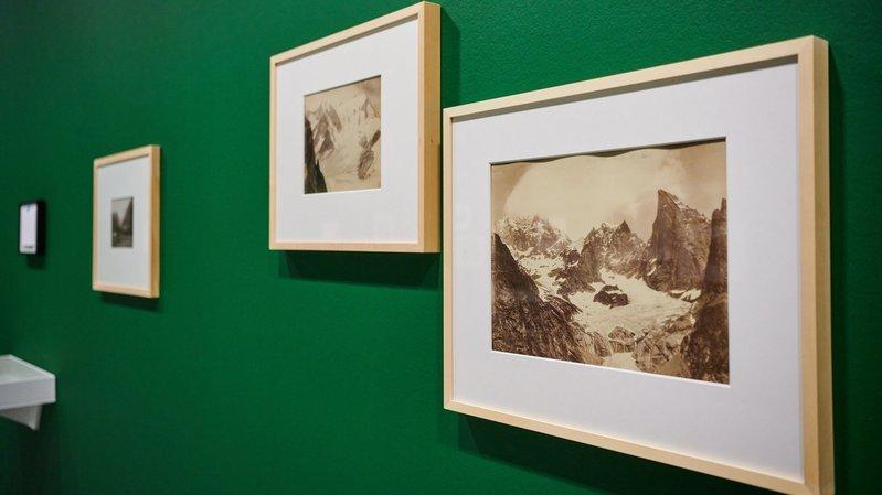 Musée des beaux-arts du Locle: une expo qui raconte le mariage entre la montagne et l'image