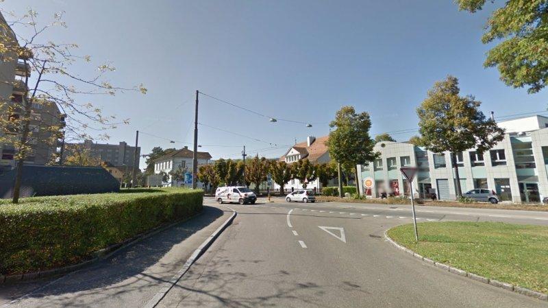 Cycliste grièvement blessé à Bienne