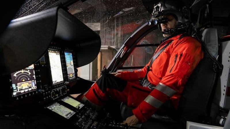 La Rega investit 1,2 million pour un appareil de vision nocturne