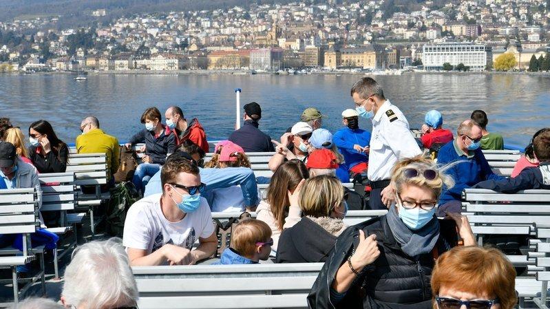 Lac de Neuchâtel: la première croisière de la saison a attiré la foule