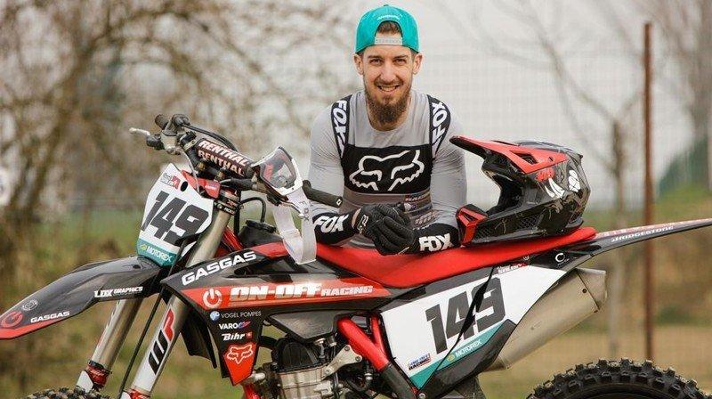 Le Neuchâtelois Vincent Seiler se réjouissait de reprendre la compétition.