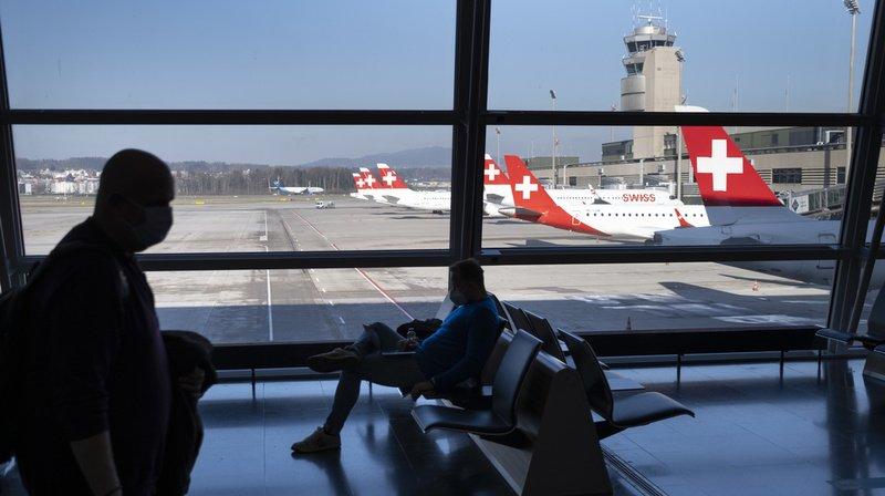 Coronavirus: Swiss teste une application de voyage pour faire face à la pandémie