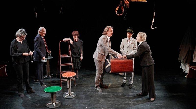 «L'Epidémie», première pièce du théâtre Tumulte sur sa nouvelle scène de Peseux