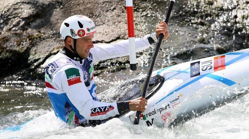Kayak: pénalisé, le Doubiste Martin Dougoud termine dixième en Italie