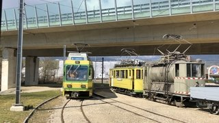 Ouvertures publiques du musée du tram