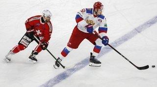 Hockey sur glace: une belle époque aux souvenirs amers pour le Chaux-de-Fonnier Jason Fuchs