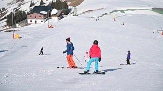 Bilan contrasté pour les stations de ski suisses