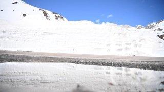 Après la pause hivernale, le col de l'Oberalp est à nouveau ouvert