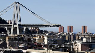 Effondrement du pont de Gênes: enquête accablante pour le concessionnaire