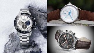 On a repéré trois montres… à chronographe